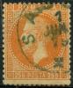 Roumanie (1872) N 41 Obt - 1858-1880 Moldavie & Principauté