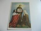 San Francesco Con Elisabetta E S. Ludovico Patroni Del Terzo Ordine - Santi