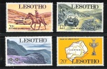 Lesotho  ** , 71 - 74 , Auto Ralley - Lesotho (1966-...)