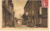 ARS - SUR - MOSELLE  Rue Joffre - Ars Sur Moselle