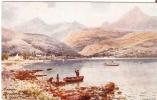 Oilette  Bonnie Scotland ISLE OF ARRAN - Tuck, Raphael