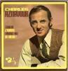 Charles Aznavour 45t. EP *Caroline* 1° Pochette - Vinyles
