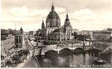 GERMANY - BERLIN - DOM UND FRIEDRICHSBRUCKE - Unclassified