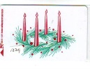 Télécarte  RUSSIE NOËL (1229) MERRY CHRISTMAS  Phonecard RUSSIA *Telefonkarte WEIHNACHTEN * KERST NAVIDAD * - Rusia