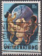 NATIONS  UNIES  N°245__OBL VOIR SCAN - Oblitérés