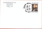 Belgie Belgique Belgium 1981 Card Cancel Benedictus Van Nursia  Fine Used Brugge - Cristianismo