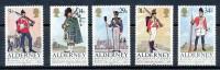 ALDERNEY Mi.Nr. 23-27 -MNH - Alderney