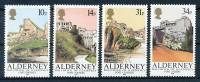 ALDERNEY Mi.Nr. 28-31 -MNH - Alderney