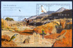 NAMIBIA 2009 / FAUNA AVES Birds CACTUS Mountains Rabbits Trees / C3603 - Sellos