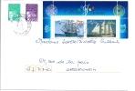 LETTRE FRANCE YT  3269/3270   HAGUENAU CDIS 3/1/2000 - Marcophilie (Lettres)