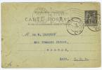 France Carte Postal, 1901   Paris->  Boston  USA, - Biglietto Postale