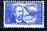 SPAIN 1944, AIRMAIL* DR THEOBUSSEM, CORREO AEREO - Avions
