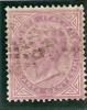 1863-77 Yvert 20obl 60cs Violet - 1861-78 Vittorio Emanuele II