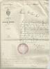 MAISIERE  Province De Hainaut   Convocation D´une Reunion  ...  16.10.1919 - Belgique