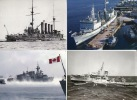 (246) Canada Warship - Navire De Guerre Du Canada - Guerra