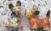 VINTAGE CERAMIC DOGS - Dogs