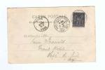 827/17 -  FRANCE EXPO Universelle PARIS EXPOSITION VISE 1900 Vers VISE Belgique - 1900 – Paris (France)