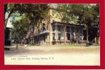 Worden Hotel, Saratoga Springs, NY.  1905 - Saratoga Springs