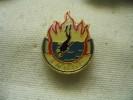 Pin´s Sapeurs Pompiers Plongeurs? A.N.S.S.C. - Feuerwehr