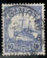 KIAUTSCHOU.CHINE.COLONIE ALLEMANDE.1905.MICHEL N°31.OBLITERE.F10 - Colonie: Kiautchou