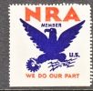 U.S. N.R.A.     ** - United States