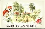 Salut De Lavacherie. **** - Sainte-Ode