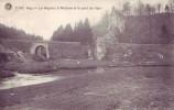HUY = Le Houyoux à Modave Et Le Pont De Vyle (G. Hermans  N° 1136) 1921 - Huy