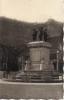 Poligny - Monument Travot -au Fond La Croix Du Dan - Poligny