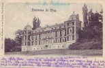 MARCHIN LEZ HUY = Château De Marchin (1900) - Marchin