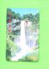 JAPAN - Magnetic Phonecard/Waterfall As Scan - Japan