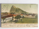 GIBRALTAR - The Rock From Linea Bull Ring - Gibraltar