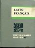 Dictionnaire Hatier : Latin - Français - Dizionari