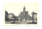 Cp, 60, Dunkjerque, La Place De L'Hôtel De Ville - Compiegne
