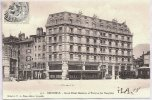 CPA - Grenoble (38) - Grand Hotel Moderne Et Taverne Des Dauphins. - Grenoble