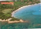 CPSM Couleur : CORSE île De Beauté : Souvenir De PALOMBAGGIA: Superbe Vue Panoramique(vue Aérienne) - Non Classés