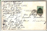 Postmark - West Bromwich Duplex Date Stamp - 1904 - On Postcard - Covers & Documents