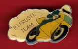 13867-moto.p.Leruste Team.rallye. - Motos