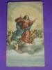 NB 1014 - Maria ASSUNTA Anno1956 - Giornata Del Villeggiante - Parroco Xxxx Di ORMEA,Cuneo -santino PIEVE D.TECO Imperia - Images Religieuses