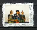 YT N° 1203 - Oblitéré - Nouvel An Des Ethnies - Laos