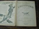 1922  DOULLENS ; Les Jardins Et Les Architectures De La VILLA MARYLAND ; La Supercentrale De GENNEVILLIERS ; - L'Illustration