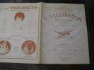 1922  EINSTEN  Le Physicien; Château St-Maixent Pendant Sa Démolition ; 100 Ans De Peinture Française ; - Journaux - Quotidiens