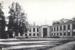 Cp LUXEMBOURG Les Studios De La Radio , A La Villa Louvigny ( Voiture Automobile ) Batiment - Postcards