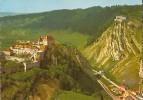 Environs De Pontarlier-la Cluse Et Mijoux-chateau De Joux-cpsm Oblitération - Ohne Zuordnung