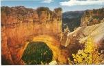 Carte Postale, Utah, Bryce Canyon Natural Park, Natural Bridge, Pont Naturel - Bryce Canyon