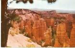 Carte Postale, Utah, Bryce Canyon Natural Park, - Bryce Canyon