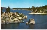 Carte Postale, Californie, San Bernardino Mountains, Bic Bear Lake - San Bernardino