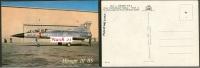 - CPA De 1973 - France - Carte Postale -  Avion  ´´  Mirage  III BS  ´´ - Match 2 - - 1946-....: Moderne