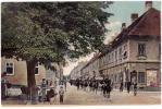 AK TSCHECHISCHE REPUBLIK  JOSEFOV JOSEFSTADT KÖNIGGRÄTZER GASSE OLD POSTCARD 1916 - Repubblica Ceca