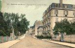 LUXEUIL LES BAINS Rue Des Bains Et Modern Hotel - Luxeuil Les Bains