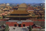 Pékin, A View Of The Palace Museum, The Forbidden City, Cité Interdite - Chine